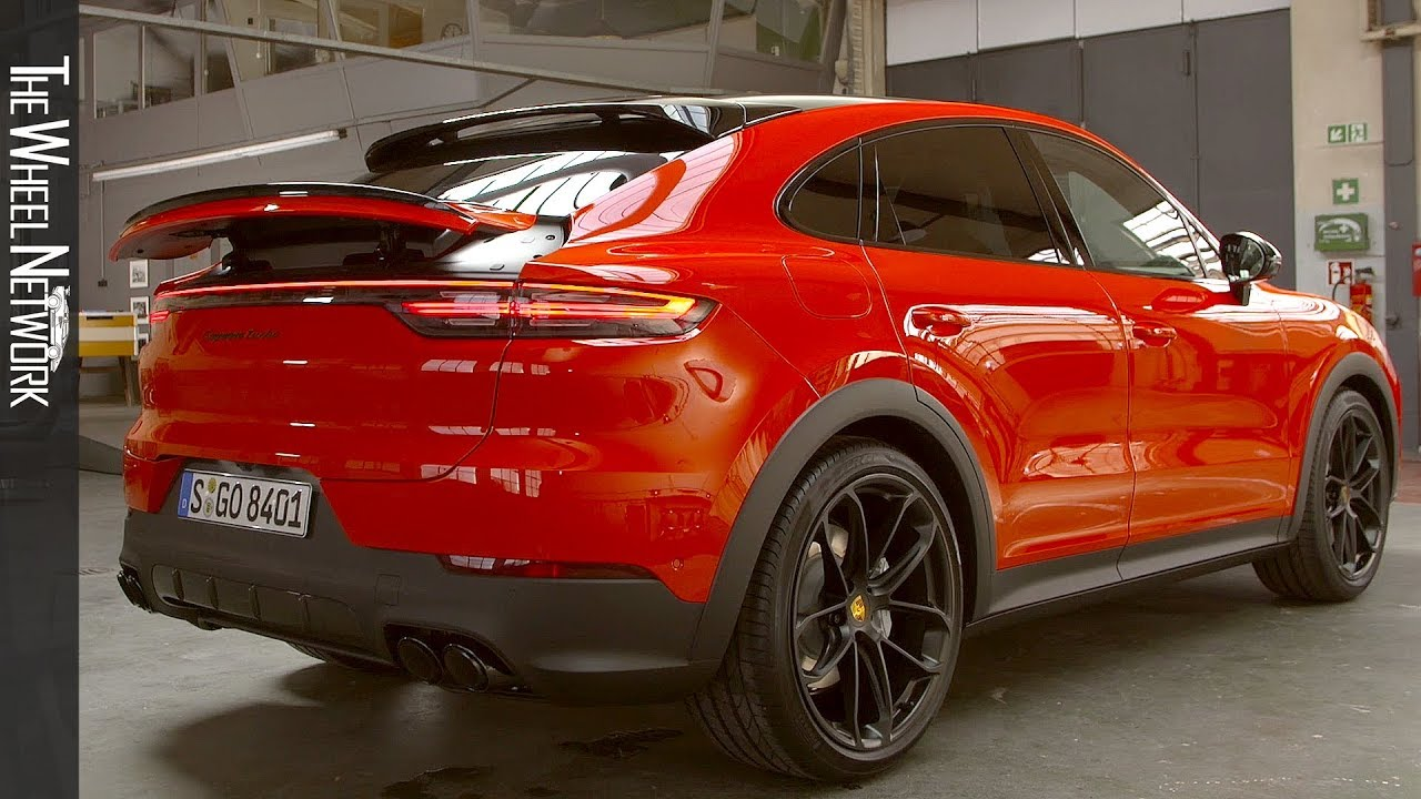 2020 Porsche Cayenne Coupe Price, Redesign >> 2020 Porsche Cayenne Coupe And Turbo Coupe Studio Footage