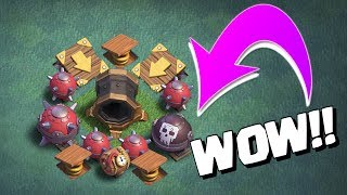 "GET BLASTED!! "" Clash of clans "" BEST BH7 BASE!!"