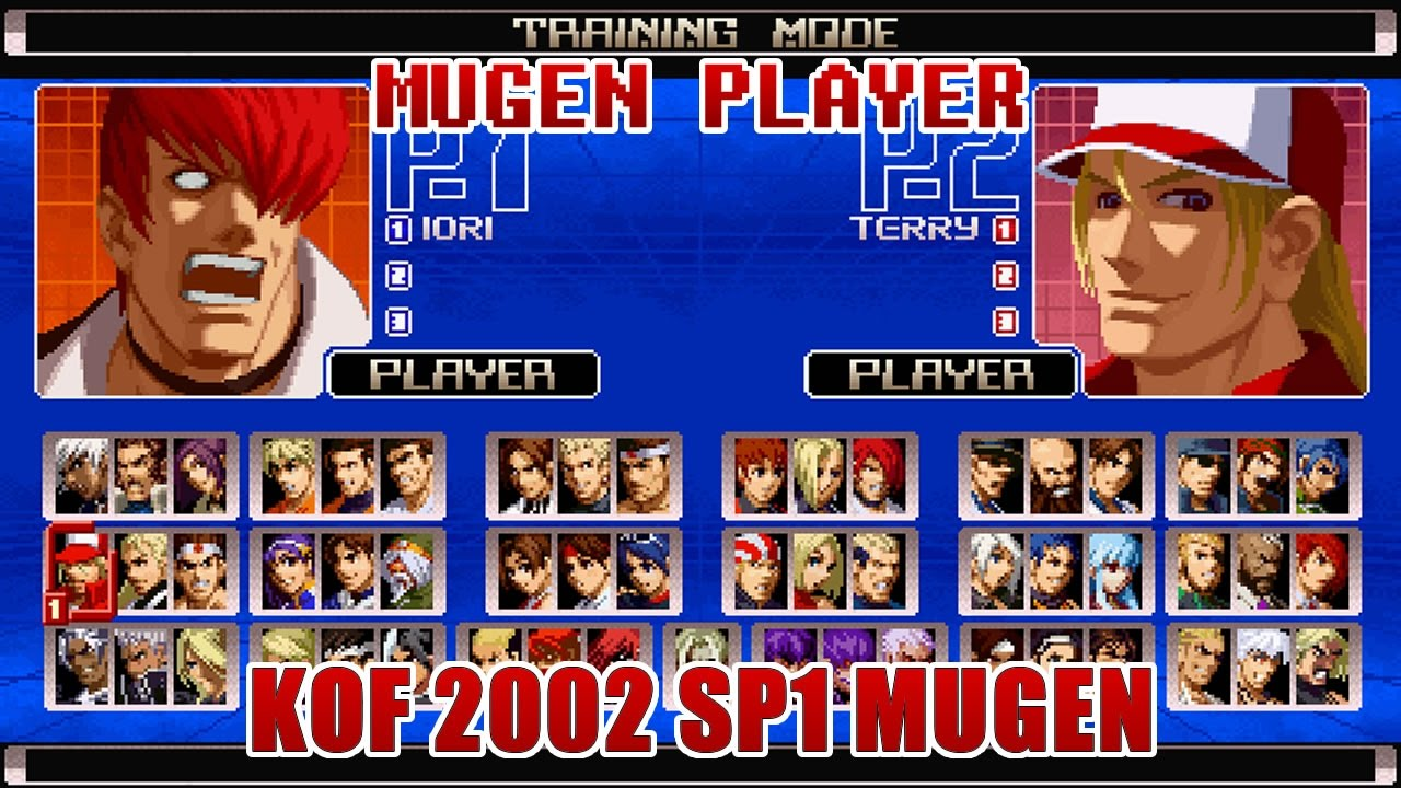 The King Of Fighters 2002 Sp1 Mugen Download