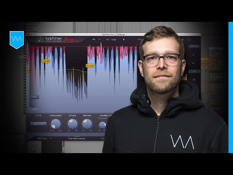 The BEST Limiter Plugin? - FabFilter Pro-L2 Review & Tutorial
