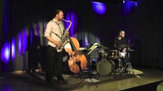 Christoph Irniger Trio - Hello Africa