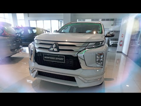 Taking A Look At The NEW MITSUBISHI MONTERO SPORT 2020!