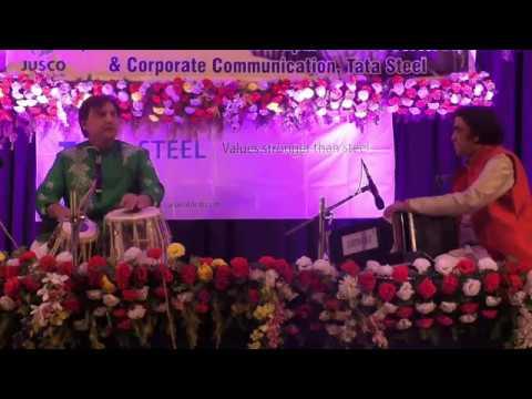 Ustad Akram Khan Tabla Solo in Jamshedpur on 29th Jamshedpur organised by SaMaGaM.