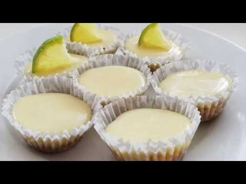 Key Lime Pie Bites