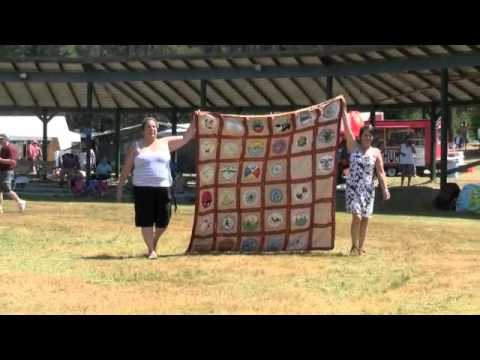 2012 Anishinabekwe, Delores Beaudin -- 39th Annual Honor The Earth Homecoming Pow-wow