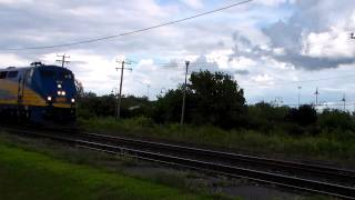 Via Rail Dorval QC 8/5/15