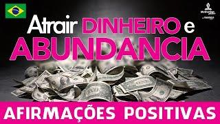 Atrair dinheiro e abundancia | Afirmações positivas | Realização Pessoal thumbnail