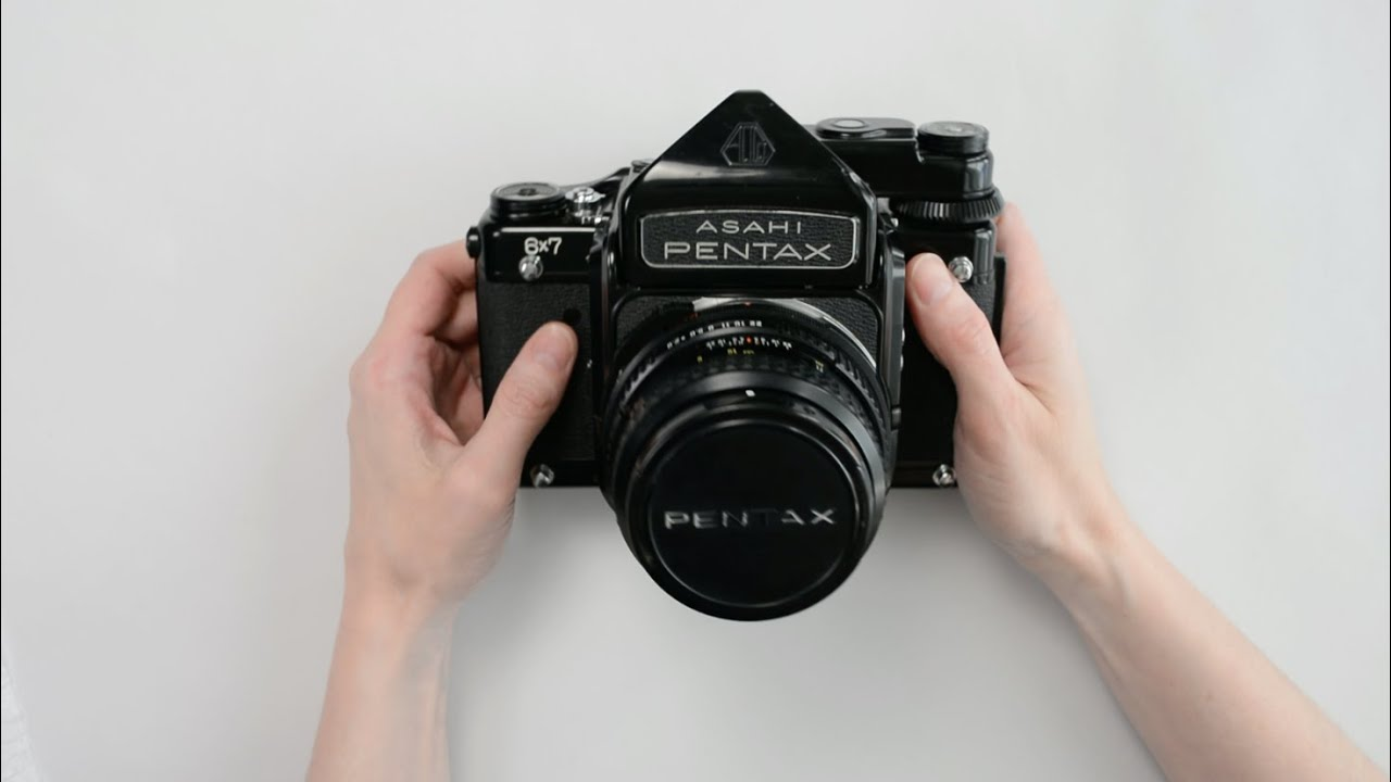 Download Orientation for a Pentax 6x7, Pentax 67
