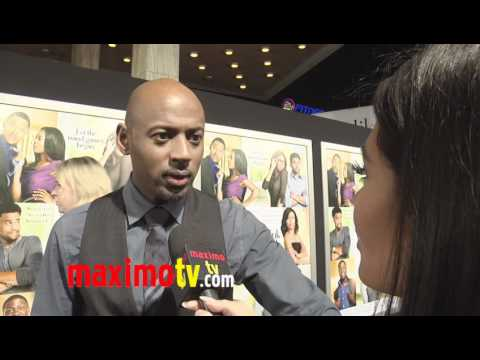 """Romany Malco Interview at """"Think Like A Man"""" Premiere"""