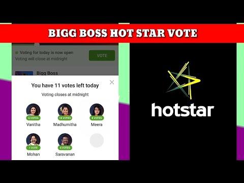 How To Bigg boss Hot Star Vote l Bigg boss 3 Tamil l Mobile Tech Tamil