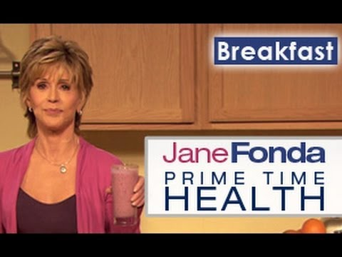 Jane Fonda: Breakfast- Primetime Health