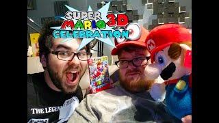 Super Mario 3D Celebration - Super Mario Odyssey   10/27/17