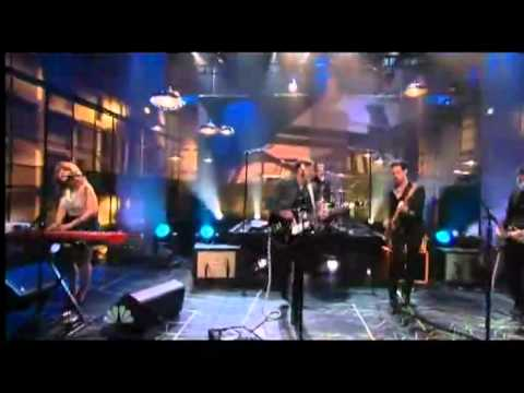 The Airborne Toxic Event - Changing on Leno