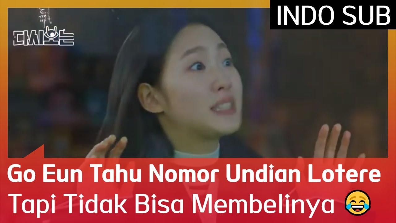 Kim Go Eun Tahu Nomor Undian Lotere Tapi Tidak Bisa Membelinya 😂 #Goblin 🇮🇩 INDO SUB 🇮🇩