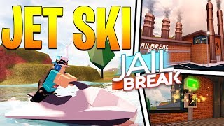 JAILBREAK POWER PLANT ROBBERY! *FULL REVIEW* (Roblox)