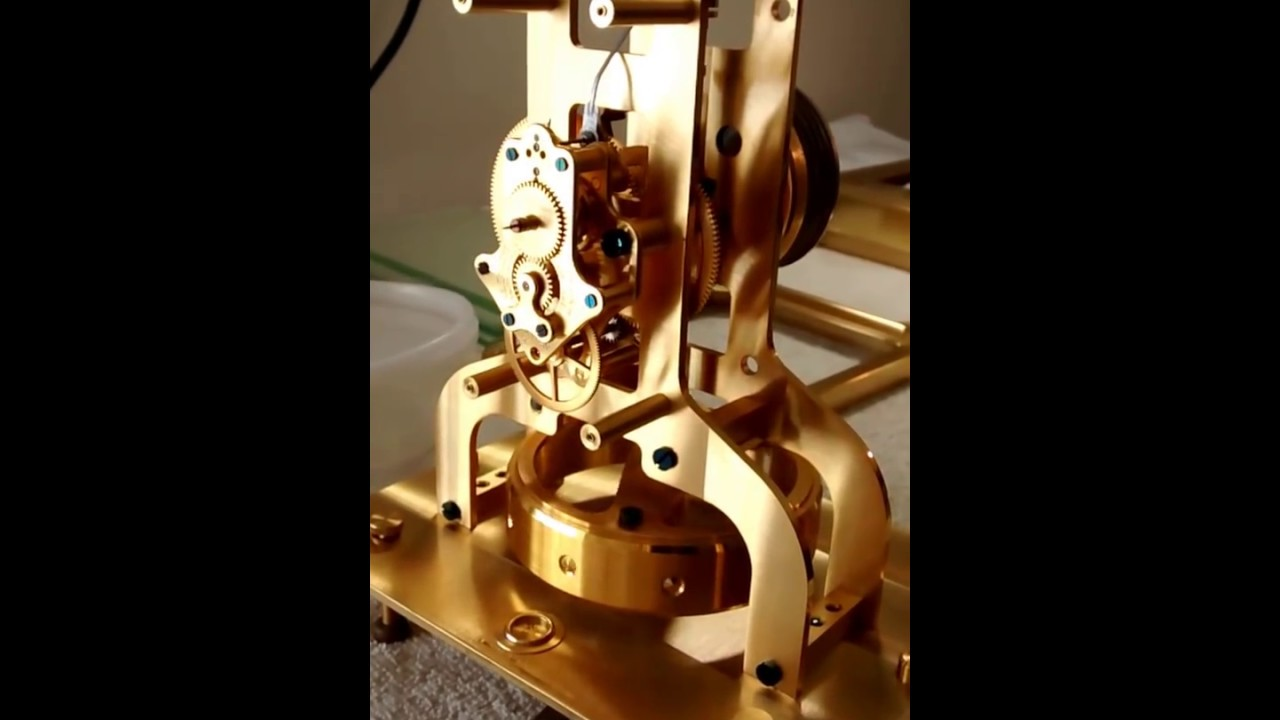 Atmos clock going slow while dating