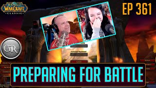 Preparing for Battle | Ep 361: Classic WoW Plans and Prep, Mythic/LFR Updates, MDI recap and more!