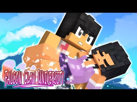 Aphmau's Little Lie | FC University [Ep.22] | MyStreet Minecraft Roleplay