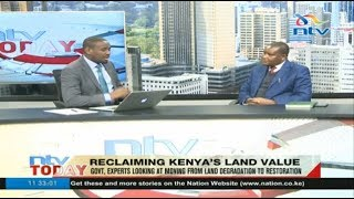 Assessing Kenya's efforts to combat desertification and land degradation