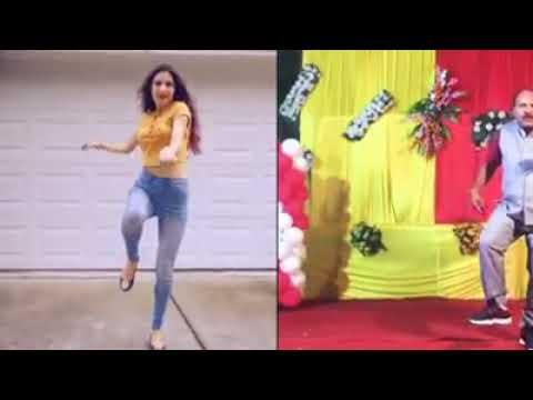 Bahut Mushkil Se Match Hai In Dono Ka Dance