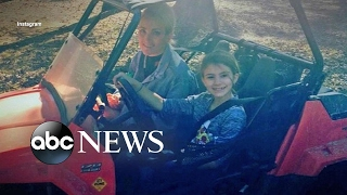 Britney Spears' Niece in Serious ATV Accident