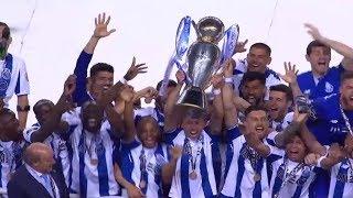 FC Porto Champion: Entrega do troféu de campeão 2017/2018