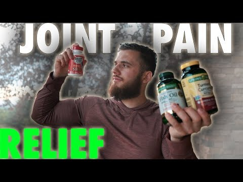 Joint Pain Supplements - Home Remedies For Anti-Inflammation And Tendonitis- Bodybuilding