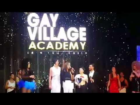 Inés Boom Boom Winner Gay Village Academy 2015