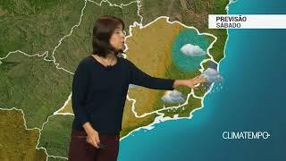 Previsão Sudeste – Chuva aumenta no ES