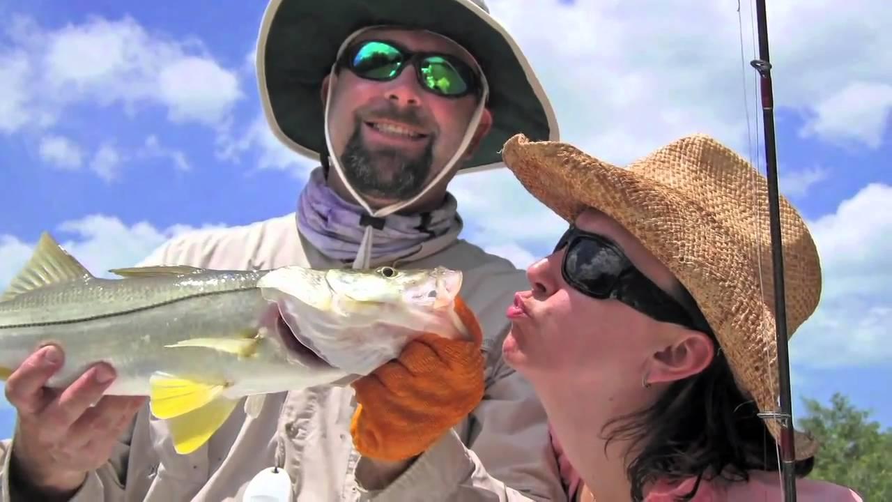 Meet captain rapps fishing guide chokoloskee everglades for Chokoloskee fishing report