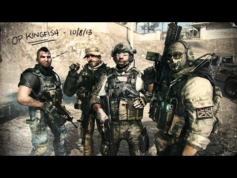 Call of Duty Modern Warfare 3 Game Movie
