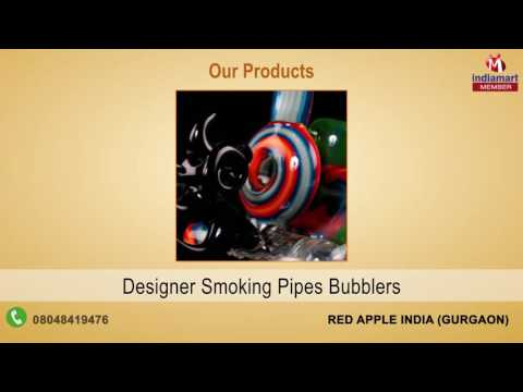 Smoking Pipes And Hookah Accessories By Red Apple India, Gurgaon