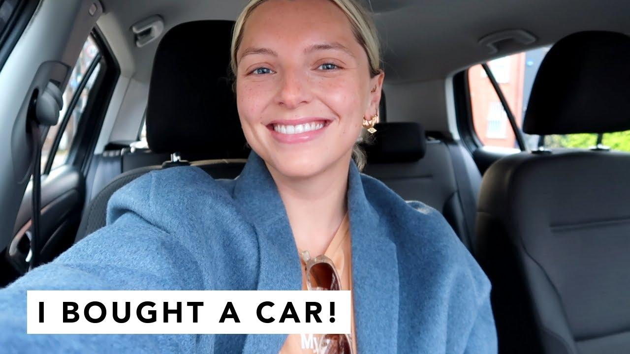 I BOUGHT A CAR! | Estée Lalonde