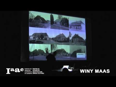 Winy Maas - IaaC Lecture Series 2014