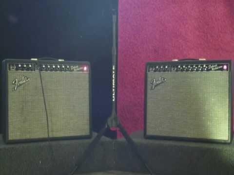 Mercury Magnetics Demo/Comparison- Fender Deluxe Reverb Reissue (Part 1)