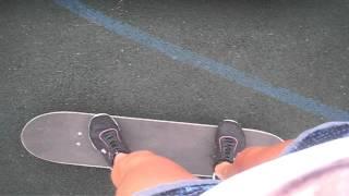"""Урок 1 """"как научиться кататься на скейтборде"""""""