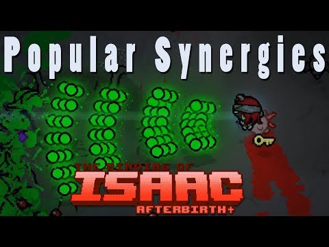 The Binding of Isaac Afterbirth Plus | Breaking Lilith | Popular Synergies!