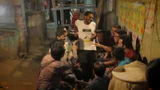 Mobarak Tea Stall by Lutfor Hasan, M.S.Rana & Razib