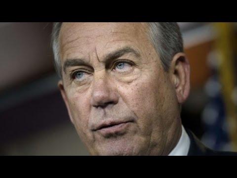 US Speaker John Boehner to leave Congress