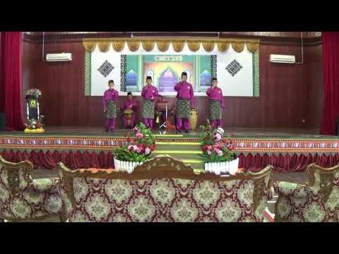 Permata - Festival Nasyid Sekolah Sekolah KPM Peringkat Daerah Kota Kinabalu 2017