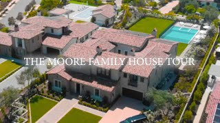 The Official Moore Family House Tour