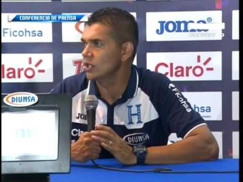 TVC Deportes:Conferencia de prensa después del encuentro Honduras  vs Panamá