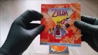 ultimate zelda collection zelda zauberstab von gamelon german cdi philipps 1993