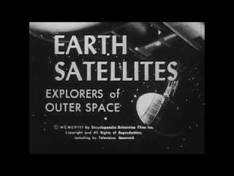 Explorer/Vanguard Satellites, Jupiter C launch: Explorers Of Outer Space Willy Ley, 1958