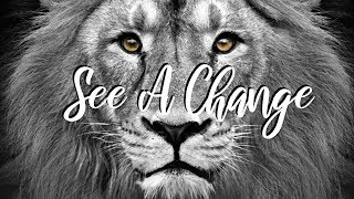 SEE A CHANGE - Christian Rap Jesus is King #kanyewest