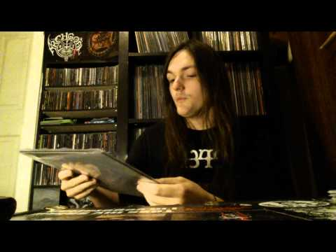 Death and Black Metal Vinyl Collection pt....