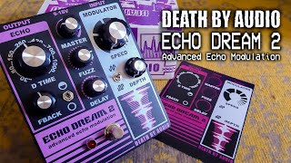 Death by Audio | Echo Dream 2 | VIDEO REVIEW [NO TALK / ONLY TONES]
