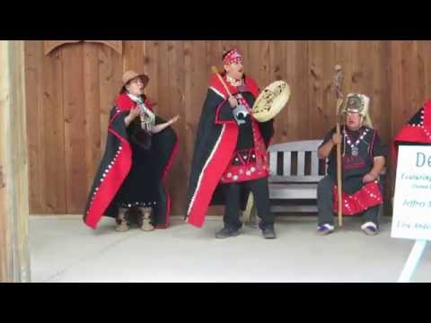 Tlingit Tribal Dance