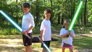 Star Wars Kids: Birthday In-Vader Thank You Trailer