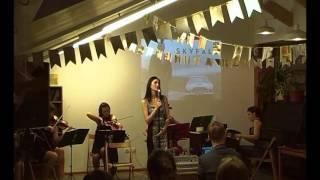 Skyfall (саундтрек к фильму о Джеймсе Бонде) - Ольга Муринцева и симфо-группа Пятый Элемент